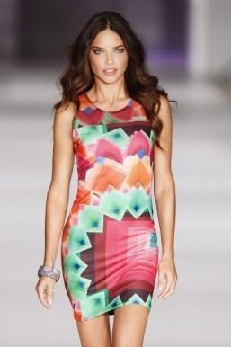 Desigual names Adriana Lima as brand ambassador
