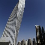 Dubai inaugurates world's tallest 'twisted' tower