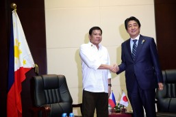Japan PM Abe to discuss PHL's shift in foreign policy during Duterte state visit