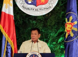 Duterte reveals health problems, reiterates he has no cancer