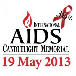 Health and fitness agenda: International AIDS Candlelight Memorial Day