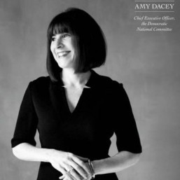 DNC Chief Executive Officer Amy Dacey (photo courtesy of https://twitter.com/amykdacey)