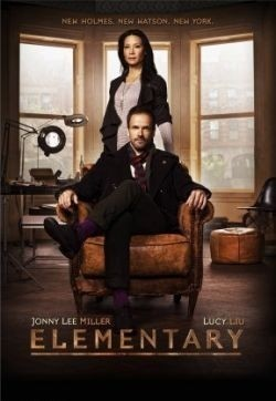 "The second season of ""Elementary,"" starring Jonny Lee Miller and Lucy Liu, continues in 2014. ©2013 CBS Studios Inc.- All Rights Reserved"