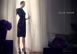 Elie Saab unveils autumn-winter campaign