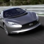 Infiniti plans to launch its supercar by 2018