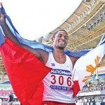 Cray wins 100m as Fil-Ams dominate