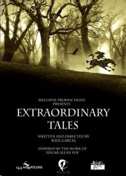 'Extraordinary Tales' to get Halloween release