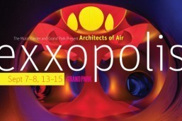 THE MUSIC CENTER AND GRAND PARK PRESENT FIRST-EVER LOS ANGELES SHOWCASE OF GIANT INFLATABLE LUMINARIUM