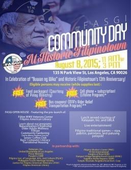 FASGI holds Community Day