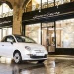 Guerlain's La Petite Robe Noire inspires special edition Fiat 500