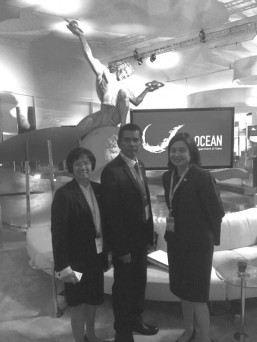 PHL pledges full support to combat illegal fishing at 3RD Our Ocean Conference