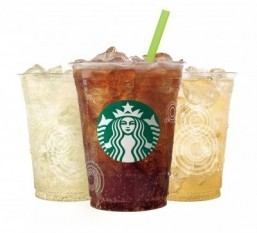 "Starbucks launches retro ""handcrafted"" sodas"