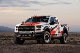 Ford's new racing pickup is designed to make customers take stock