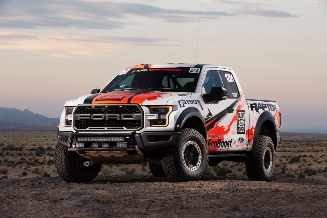 Fords New Racing Pickup Is Designed To Make Customers Take Stock Ford Motor Company Wiring Diagrams The All 2017 F 150 Raptor Race Truck