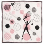 Chantal Thomass creates tennis-inspired designs for French Open