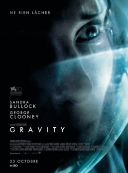"""Gravity"" is among the top movies of 2013 according to the American Film Institute. ©All Rights Reserved."