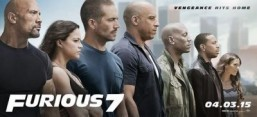 'Furious 7' off the mark with $15.8m debut