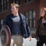 Captain America fights way to top of North American box office