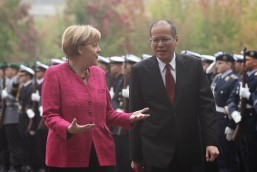 Germany backs PHL' position to settle territorial disputes peacefully