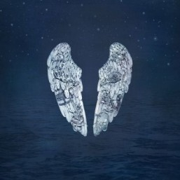 "Art for Coldplay's ""Ghost Stories"" ©All rights reserved"