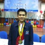 22-yr-old Pinoy wins gold in ASEAN Skills Competition