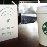 Starbucks turns to Google for free WiFi in US cafes