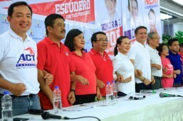 Poe prays for SET members ahead of decision