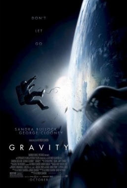 Alfonso Cuaron's space thriller 'Gravity' gets first trailer