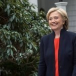 Clinton visits San Gabriel, slams GOP hateful rhetoric