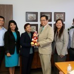 Honeybee Foods  Corp pays courtesy call on ConGen Herrera-Lim