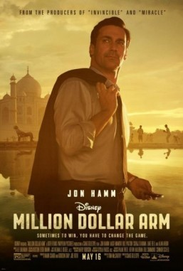 Trailer: Jon Hamm stars in 'Million Dollar Arm'