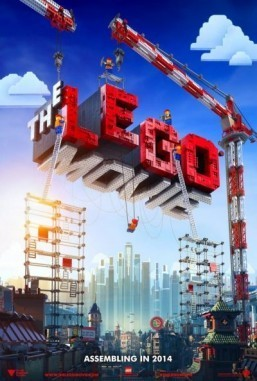 'The Lego Movie' tops N. America Box Office