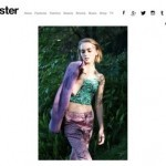 Lily-Rose Depp launches modeling career