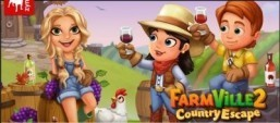 FarmVille 2: Country Escape with Kate Hudson (L) ©FarmVille 2: Country Escape