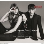 Hugo Boss blurs masculine/feminine codes in new women's fragrance