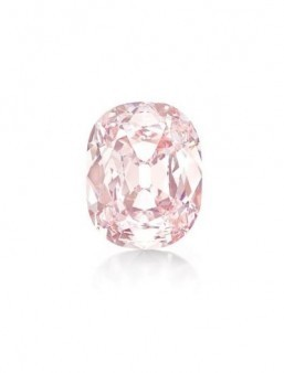 Pink diamond sells for nearly $40 million at US auction