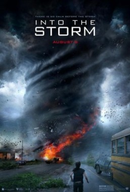 """Into the Storm"" movie poster ©All rights reserved"
