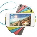 Apple touches up its iPod range