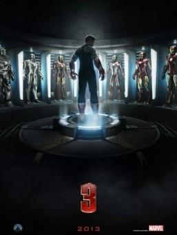 'Iron Man 3′ and 'Gatsby' kill at US box office