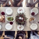 Five tips to get you through festive mealtimes