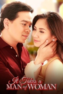 "Sparks fly anew between love-hate couple Sarah, John Lloyd  in ""It Takes A Man and a Woman"""