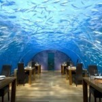 And the most beautiful restaurant in the world is…