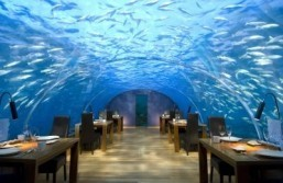 Ithaa Underwater Resort ©Conrad Hotels & Resorts, Maldives