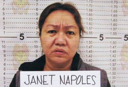 Napoles gets death threats, seeks transfer to NBI custody