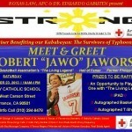 "Meet and Greet Robert "" Jawo"" Jaworski"