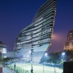 Zaha Hadid Architects releases new images of Jockey Club Innovation Tower in Hong Kong