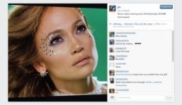 "Recreate J-Lo's glittery ""Feel the Light"" look"