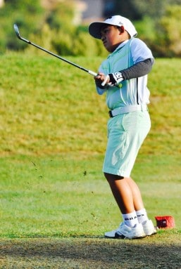 11-year-old Fil-Am golfer to play in World Championship