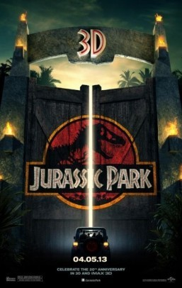 'Jurassic World' coming to theaters in 2015