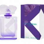 Kenzo celebrates the color violet in new fragrance